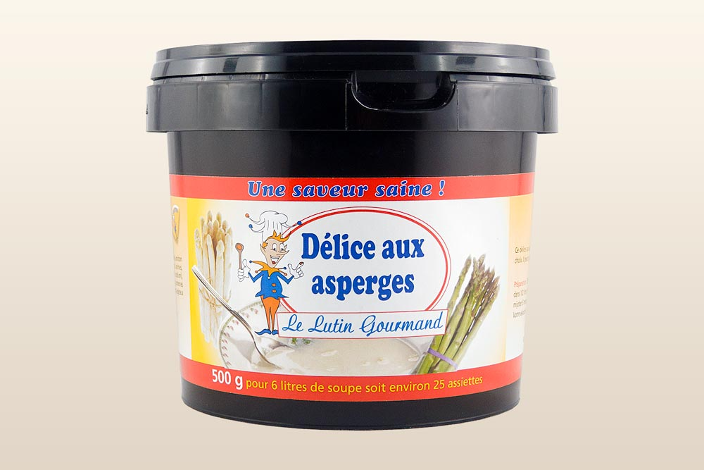 Délices aux asperges